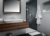 kwc plana f r b der und k chen gemacht f r den alltag und dabei alles andere als allt glich. Black Bedroom Furniture Sets. Home Design Ideas