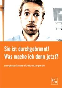 fast ein drittel aller deutschen entsorgt energiesparlampen falsch haustechnikdialog. Black Bedroom Furniture Sets. Home Design Ideas