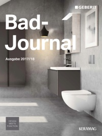 neues bad journal vereint produktkatalog und designmagazin. Black Bedroom Furniture Sets. Home Design Ideas