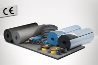 rohre d mmen ist pflicht d mmung von rohrleitungen nach der neuen energieeinsparverordnung. Black Bedroom Furniture Sets. Home Design Ideas