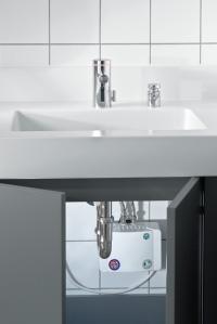 effizienter wasserverbrauch am waschbecken gibt es ungenutztes sparpotential haustechnikdialog. Black Bedroom Furniture Sets. Home Design Ideas