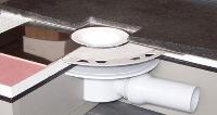 naturstein duschen professionell einbauen und entw ssern haustechnikdialog. Black Bedroom Furniture Sets. Home Design Ideas