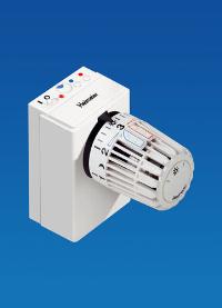 Thermostat zeitschaltuhr