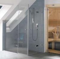 glam glasduschen mit protect top 10 jahre garantie auf die oberfl chenveredelung. Black Bedroom Furniture Sets. Home Design Ideas