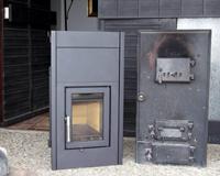 austausch von altger ten schon nach wenigen stunden flackert das kaminfeuer wieder. Black Bedroom Furniture Sets. Home Design Ideas