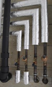 Gut bekannt Dämmung der Heizungsrohre ein Muss - HaustechnikDialog JW47