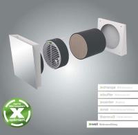 neu kermi x well d12 dezentrale wohnrauml ftung f r gesundes raumklima und energieeffizienz. Black Bedroom Furniture Sets. Home Design Ideas