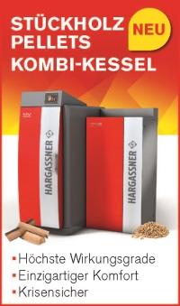 HARGASSNER – Feuer & Flamme für Biomasse - HaustechnikDialog