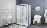 platz gemacht renovierung in einem tag mit komplettdusche roth vinata haustechnikdialog. Black Bedroom Furniture Sets. Home Design Ideas