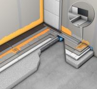 tecedrainline jetzt mit sonder duschrinne f r den. Black Bedroom Furniture Sets. Home Design Ideas