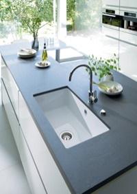 keramische spülen für die moderne wohnküche - haustechnikdialog - Spülen Küche