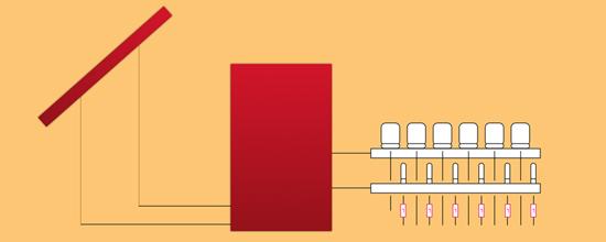thermische solaranlagen intelligent mit wettervorhersage regeln controme heizmanager puffert. Black Bedroom Furniture Sets. Home Design Ideas