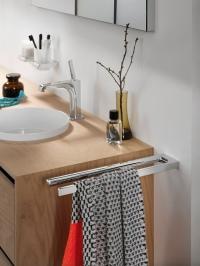 bad accessoires in neuem design haustechnikdialog. Black Bedroom Furniture Sets. Home Design Ideas