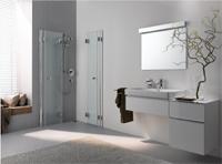 barrierefreie dusche f r kleine b der haustechnikdialog. Black Bedroom Furniture Sets. Home Design Ideas