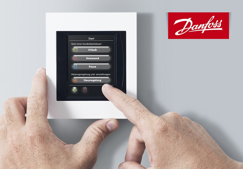 danfoss link l sst sich einfach und schnell installieren haustechnikdialog. Black Bedroom Furniture Sets. Home Design Ideas