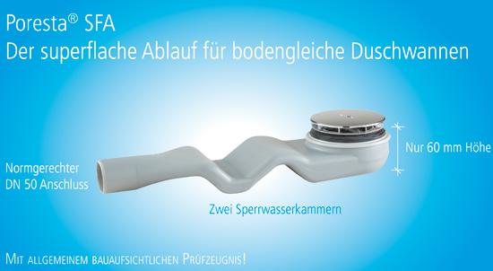 Duschwanne flach einbauen  Duschwanne Flach Einbauen Auf Estrich: Badrenovierung bodengleiche ...