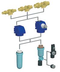 Hauswasserinstallation