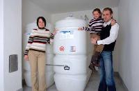 know how im keller tank im tank haustechnikdialog. Black Bedroom Furniture Sets. Home Design Ideas
