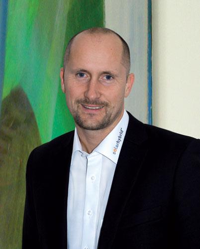 <b>Oliver Sobioch</b> (37), Vertriebsleitung Deutschland der. - solarhybrid_OliverSobich
