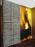 Wandpaneele aus glas mit hinterleuchtung haustechnikdialog for Wandpaneele glas