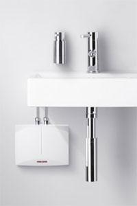elektronische mini durchlauferhitzer haustechnikdialog. Black Bedroom Furniture Sets. Home Design Ideas