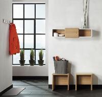 materialmix aus keramik und holz neue kleinm bel von villeroy boch setzen akzente im bad. Black Bedroom Furniture Sets. Home Design Ideas