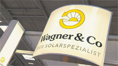 Intersolar 2009 - Wagner und Co