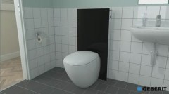 montagefilm kombifix wand wc element shkvideo. Black Bedroom Furniture Sets. Home Design Ideas