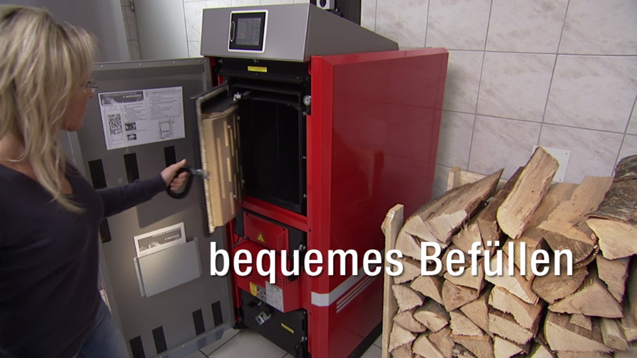 hargassner nano pk pelletsanlagen 9 12kw shkvideo. Black Bedroom Furniture Sets. Home Design Ideas