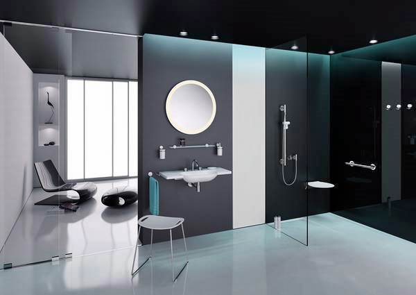 barrierefreie dusche shkwissen haustechnikdialog. Black Bedroom Furniture Sets. Home Design Ideas