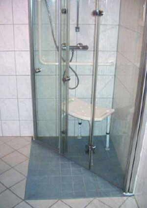 bodengleiche dusche - Duschen Aus Glas Barrierefrei 2