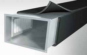 d mmung von luftkan len und luftleitungen shkwissen. Black Bedroom Furniture Sets. Home Design Ideas