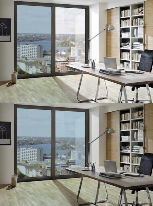 intelligentes glas shkwissen haustechnikdialog. Black Bedroom Furniture Sets. Home Design Ideas