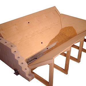 f llstandsanzeiger pelletlagerung shkwissen haustechnikdialog. Black Bedroom Furniture Sets. Home Design Ideas