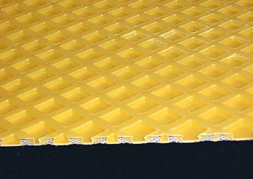 abb 1 entkopplungsmatte durabase ci bild shkwissen. Black Bedroom Furniture Sets. Home Design Ideas