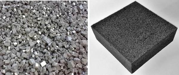 glasschaum shkwissen haustechnikdialog. Black Bedroom Furniture Sets. Home Design Ideas