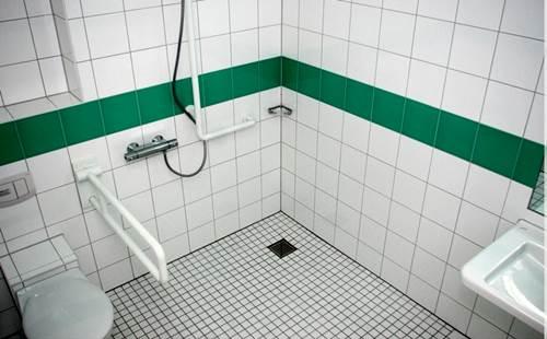 barrierefreies fertigbad nasszelle wet - Nasszelle Dusche Wc