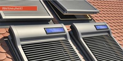 beschattungssysteme thermische solaranlagen shkwissen haustechnikdialog. Black Bedroom Furniture Sets. Home Design Ideas