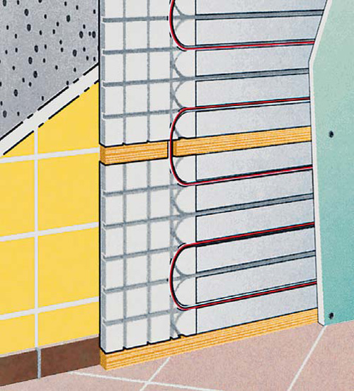 wandheizung wandk hlung shkwissen haustechnikdialog. Black Bedroom Furniture Sets. Home Design Ideas