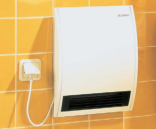 Charming Elektrisch Beheizter Konvektor Für Bad Und WC.