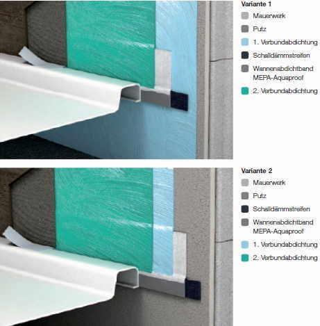 abdichtung badewanne din abdeckung ablauf dusche. Black Bedroom Furniture Sets. Home Design Ideas